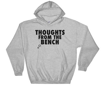TFTB Grey with Black Hoodie