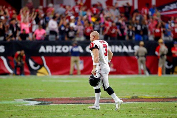 Falcons Cardinals Football