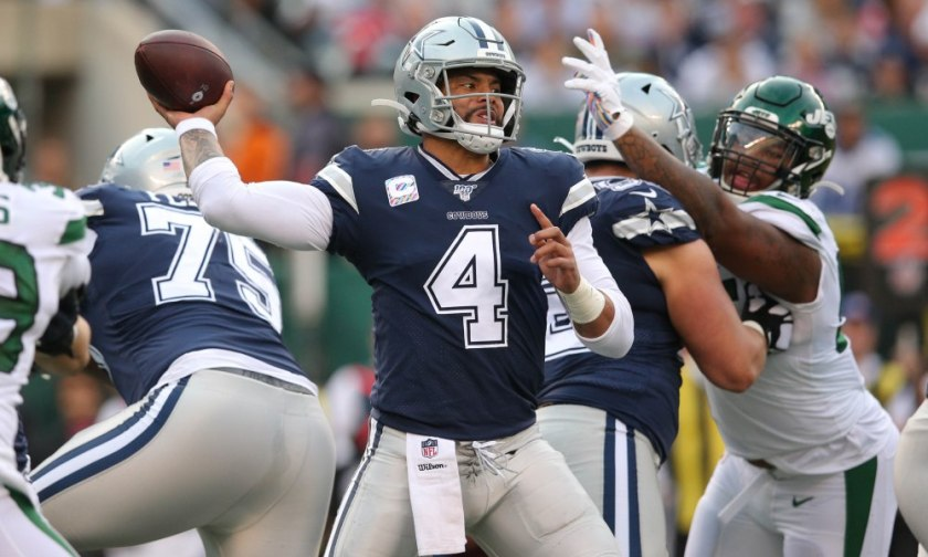 NFL: Dallas Cowboys at New York Jets