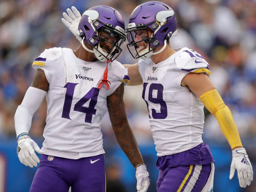 Vikings Giants Football