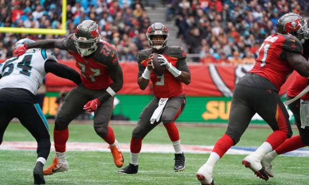 NFL International Series-Carolina Panthers at Tampa Bay Buccaneers