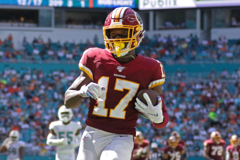 NFL: Washington Redskins at Miami Dolphins