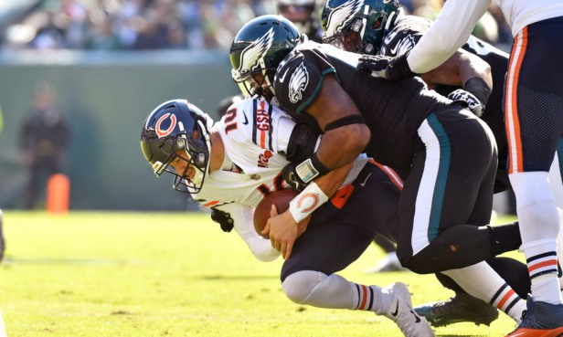 NFL: Chicago Bears at Philadelphia Eagles