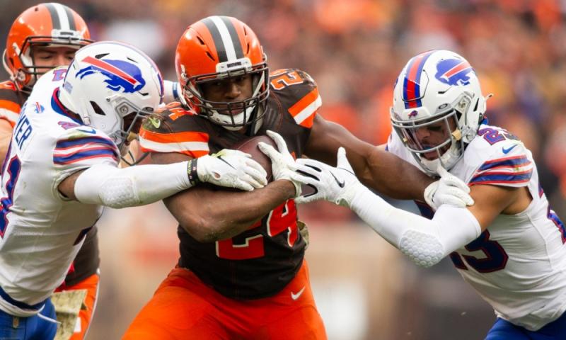 NFL: Buffalo Bills at Cleveland Browns