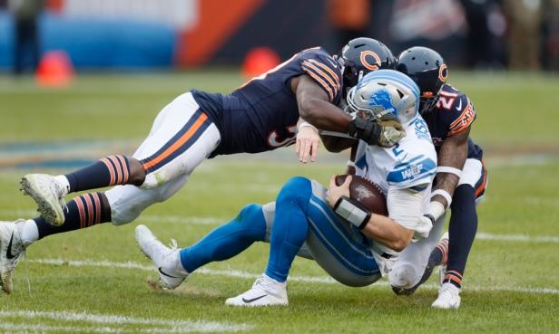 Lions Bears Football