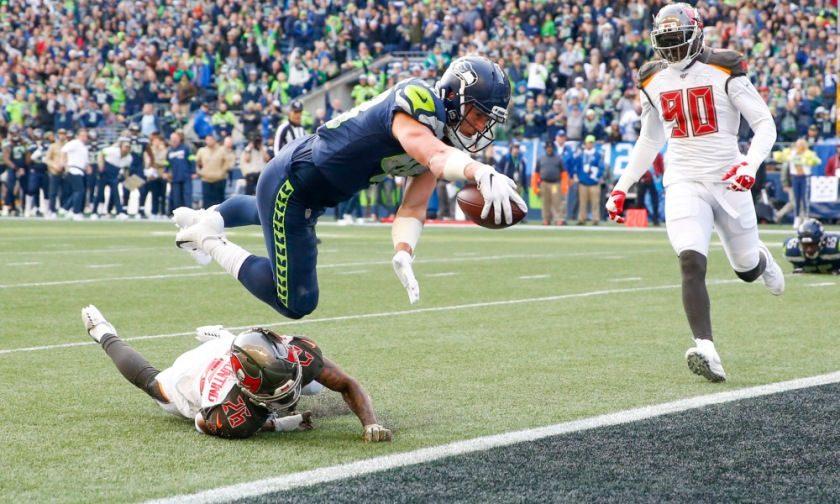 NFL: Tampa Bay Buccaneers at Seattle Seahawks