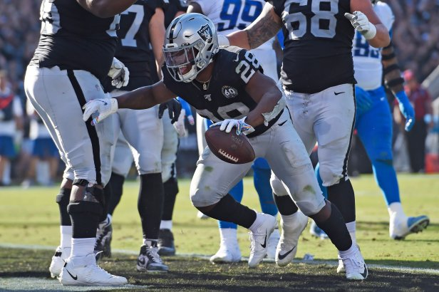 OAKLAND RAIDERS VS. DETROIT LIONS
