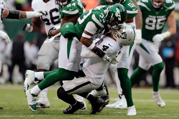 Raiders Jets Football