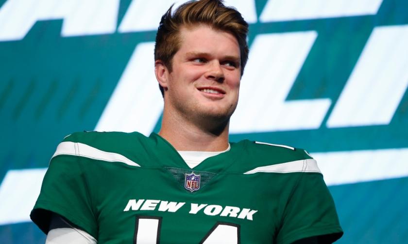 Jets New Uniforms Football