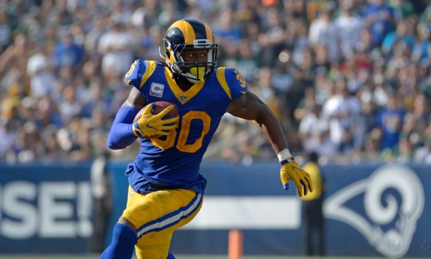NFL: Green Bay Packers at Los Angeles Rams