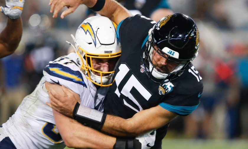 NFL: Los Angeles Chargers at Jacksonville Jaguars