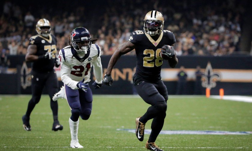 NFL: Houston Texans at New Orleans Saints