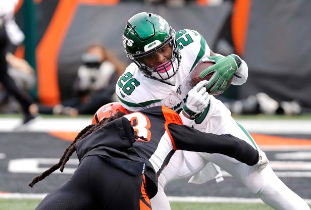 NFL: New York Jets at Cincinnati Bengals