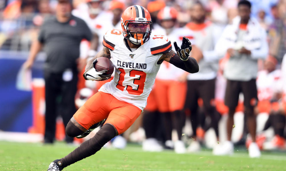 NFL: Cleveland Browns at Baltimore Ravens