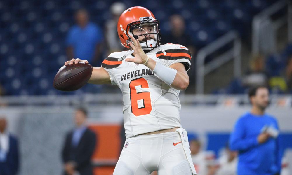 NFL: Cleveland Browns at Detroit Lions