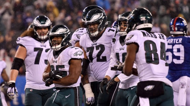 Philadelphia Eagles v New York Giants