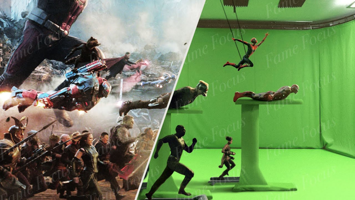 Image result for avengers endgame vfx