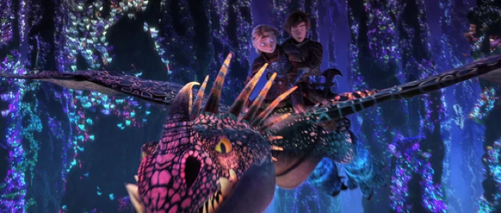 Image result for how to train your dragon 3 visuals